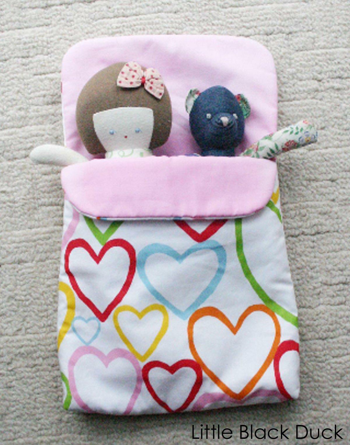 Sleeping Bag Two's Company