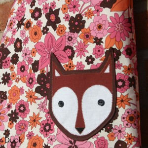 Fox Pocket Detail