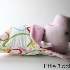 Peppa in Sleeping Bag