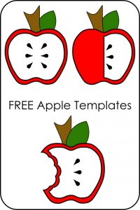 FREE Apple Templates