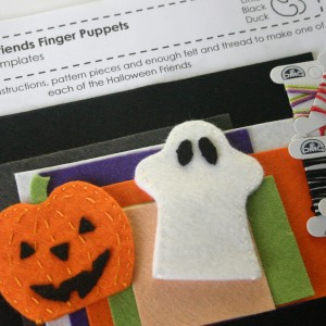 Halloween Friends Kit Contents