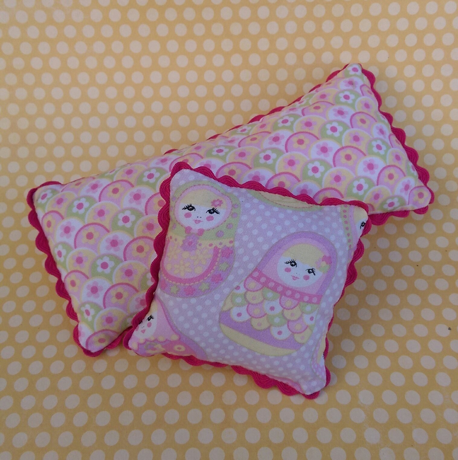 Mini Pillows