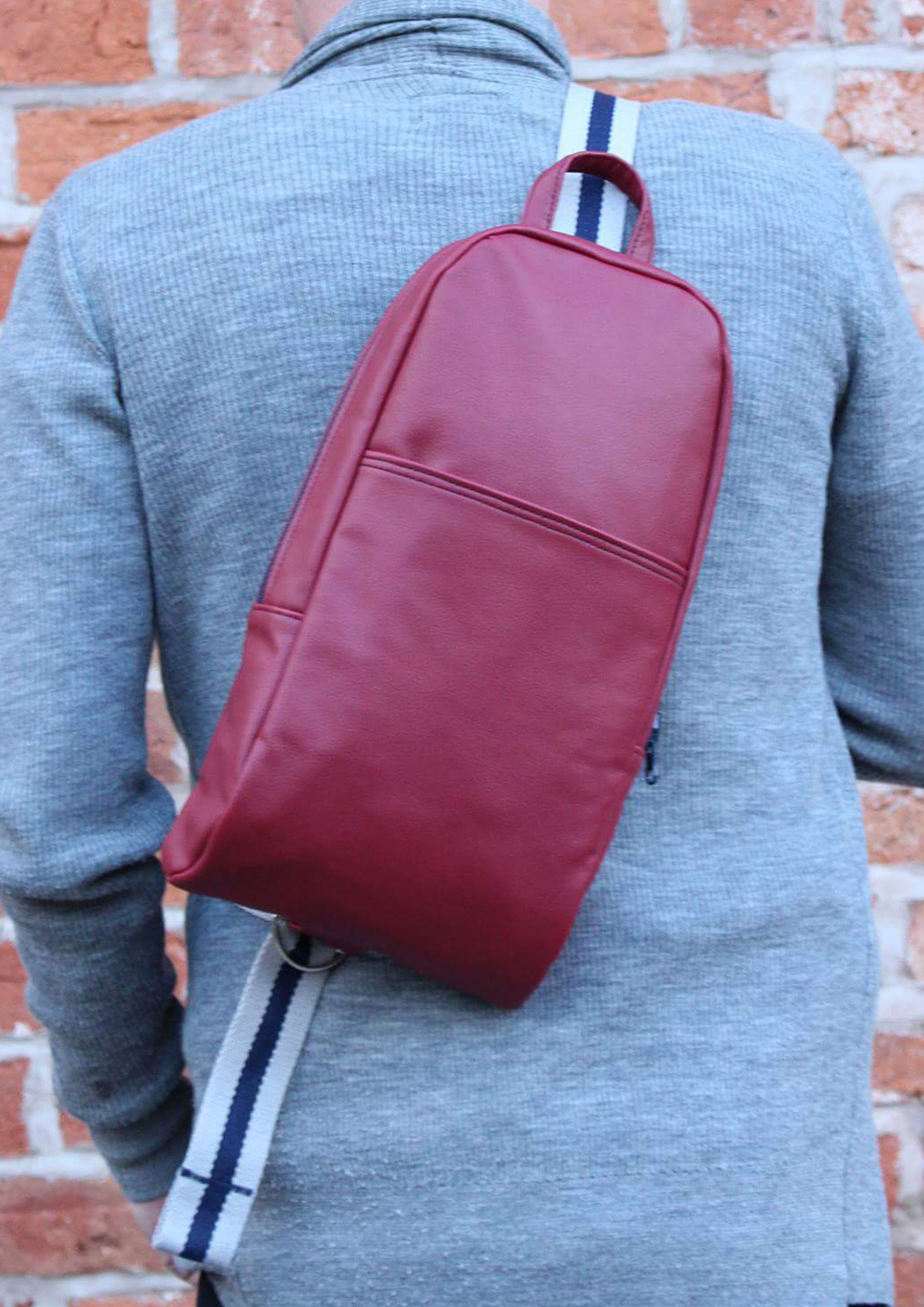 Cross Body Rucksack
