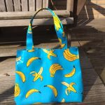 To-Go Tote made by Alison Lees