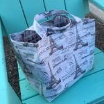 To-Go Tote made by Kerrie Duck