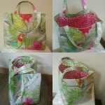 To-Go Tote made by Rachael Brown