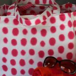To-Go Tote made by Pamela Gilfoyle