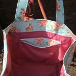 To-Go Tote made by Stacey Murray