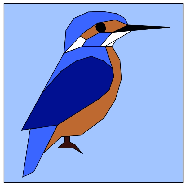Kingfisher FPP Pattern