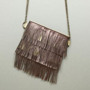 Fringed Shoulder Bag for Love Sewing issue 39