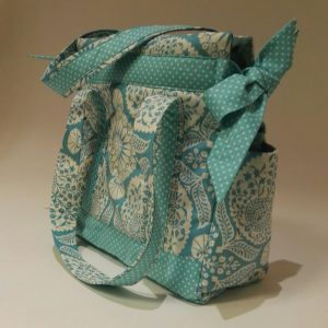 Picnic Bag for the Sewing Quarter