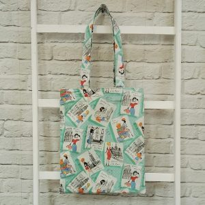 Tote Bag for the Sewing Quarter