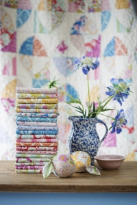 Tilda Lemon Tree Fabric Stack