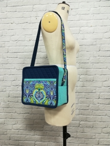 Minki Kim Bag made for Sewing Quarter 14th June 2018