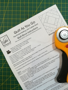 QAYG Cutting Instructions