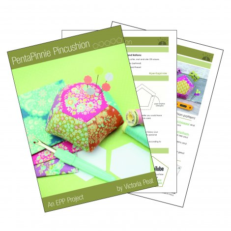 PentaPinnie Sample Pages
