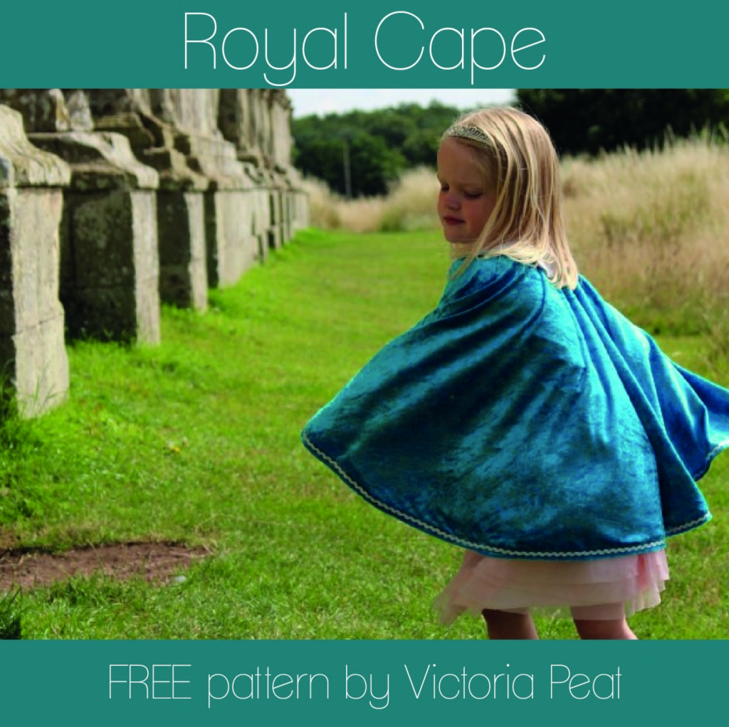 Royal Cape FREE pattern