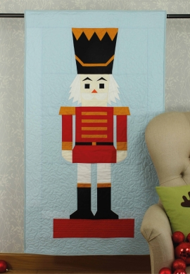 Nutcracker Wall Hanging