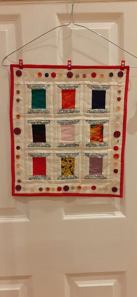 Anna MacDonald Spools of Thread