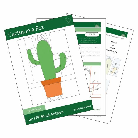 Cactus in a Pot pdf Sample Pages