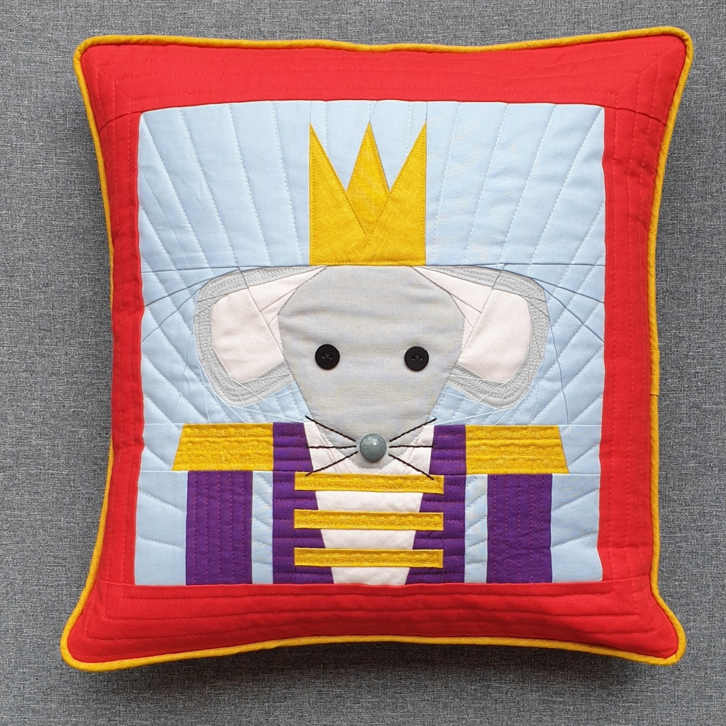 Mouse King FPP Cushion