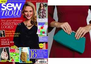 Clutch Bag for Sew Now Issue 2
