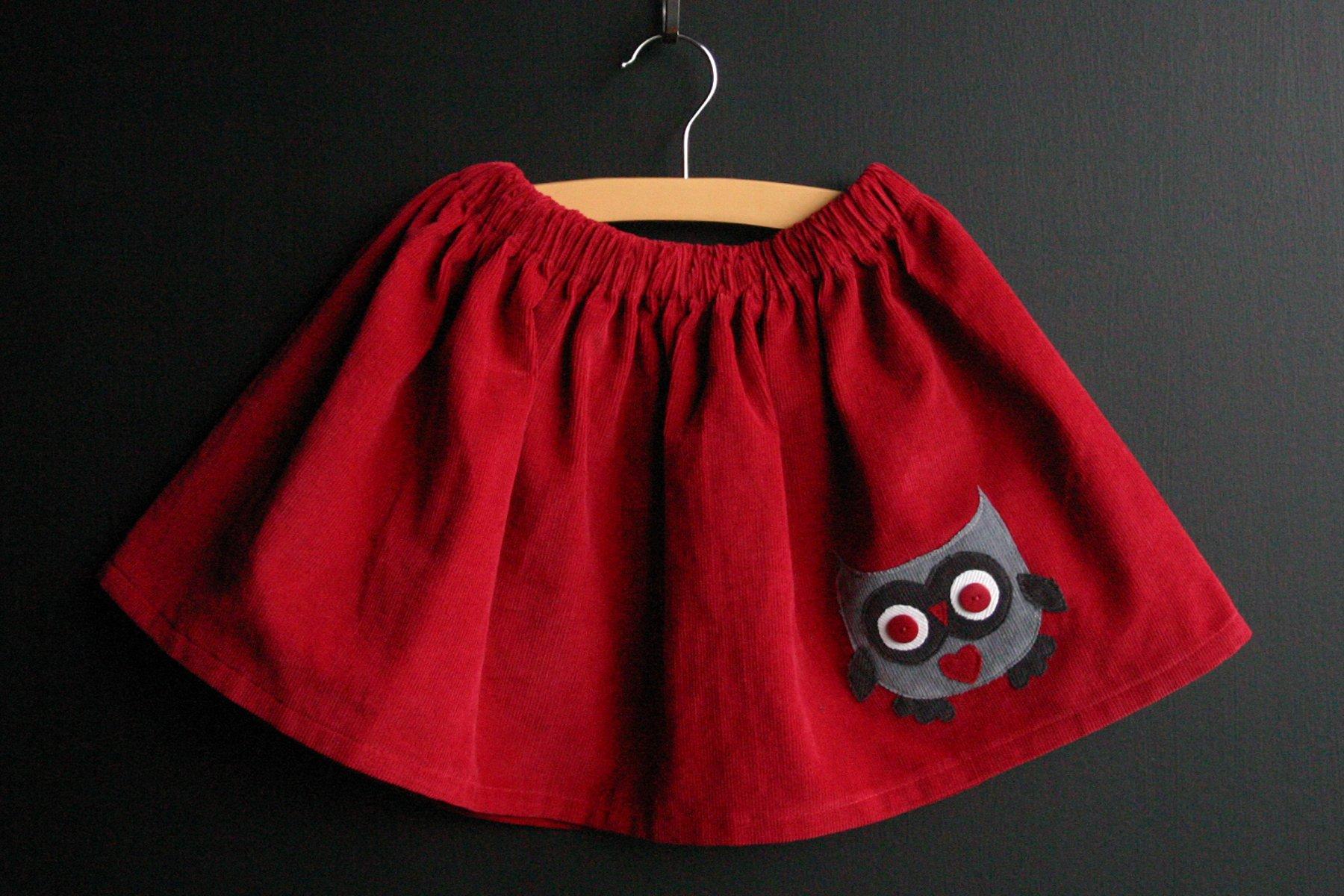 Skirt on Hanger
