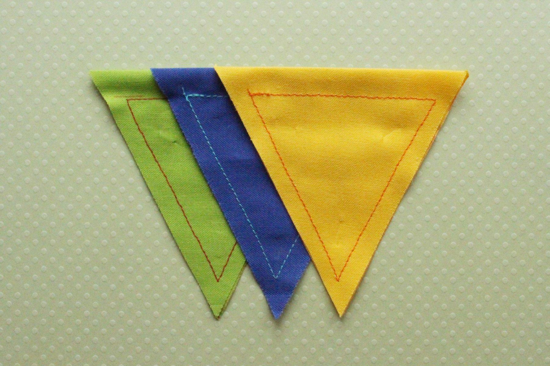 Flags Seam Allowances