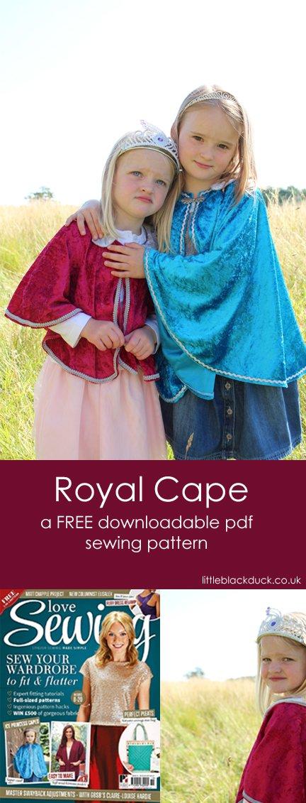Royal Cape FREE downloadable pdf