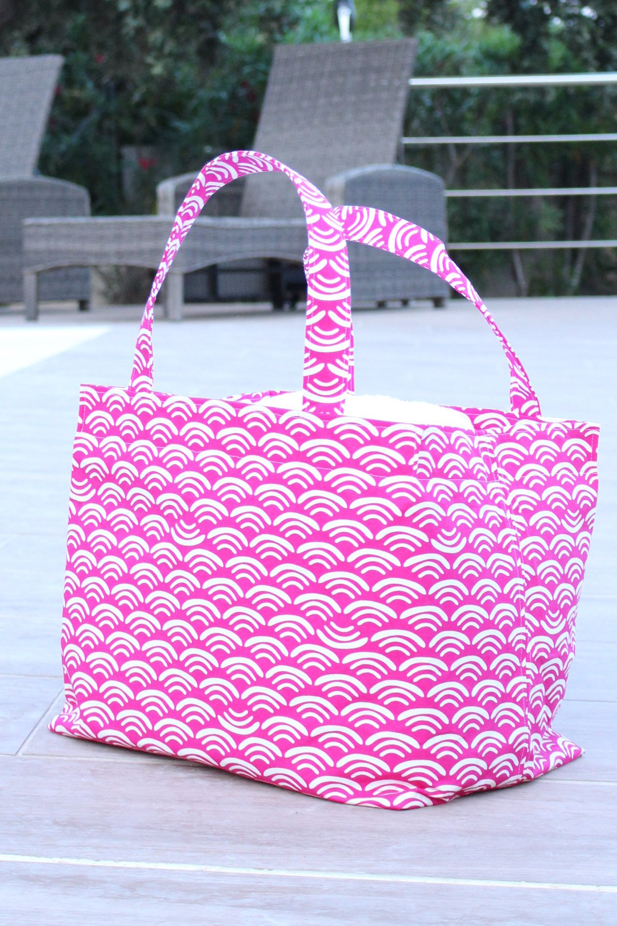 To-Go Tote made by Victoria Peat