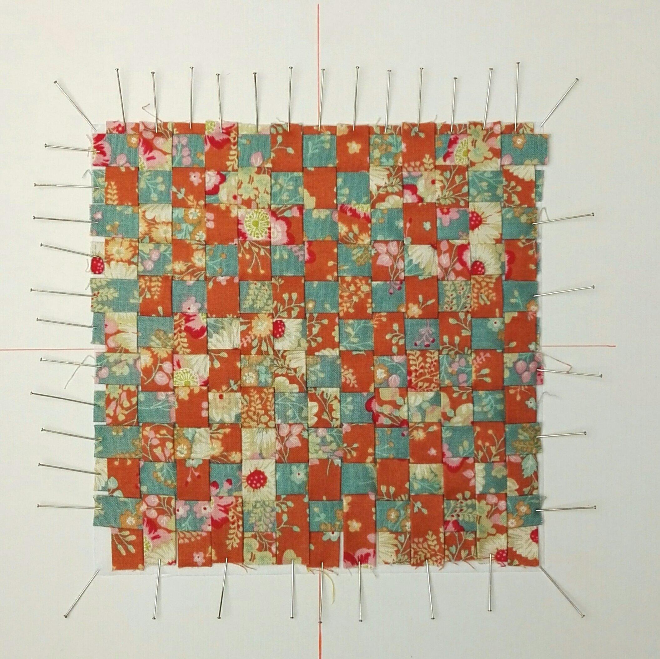 weaving complete