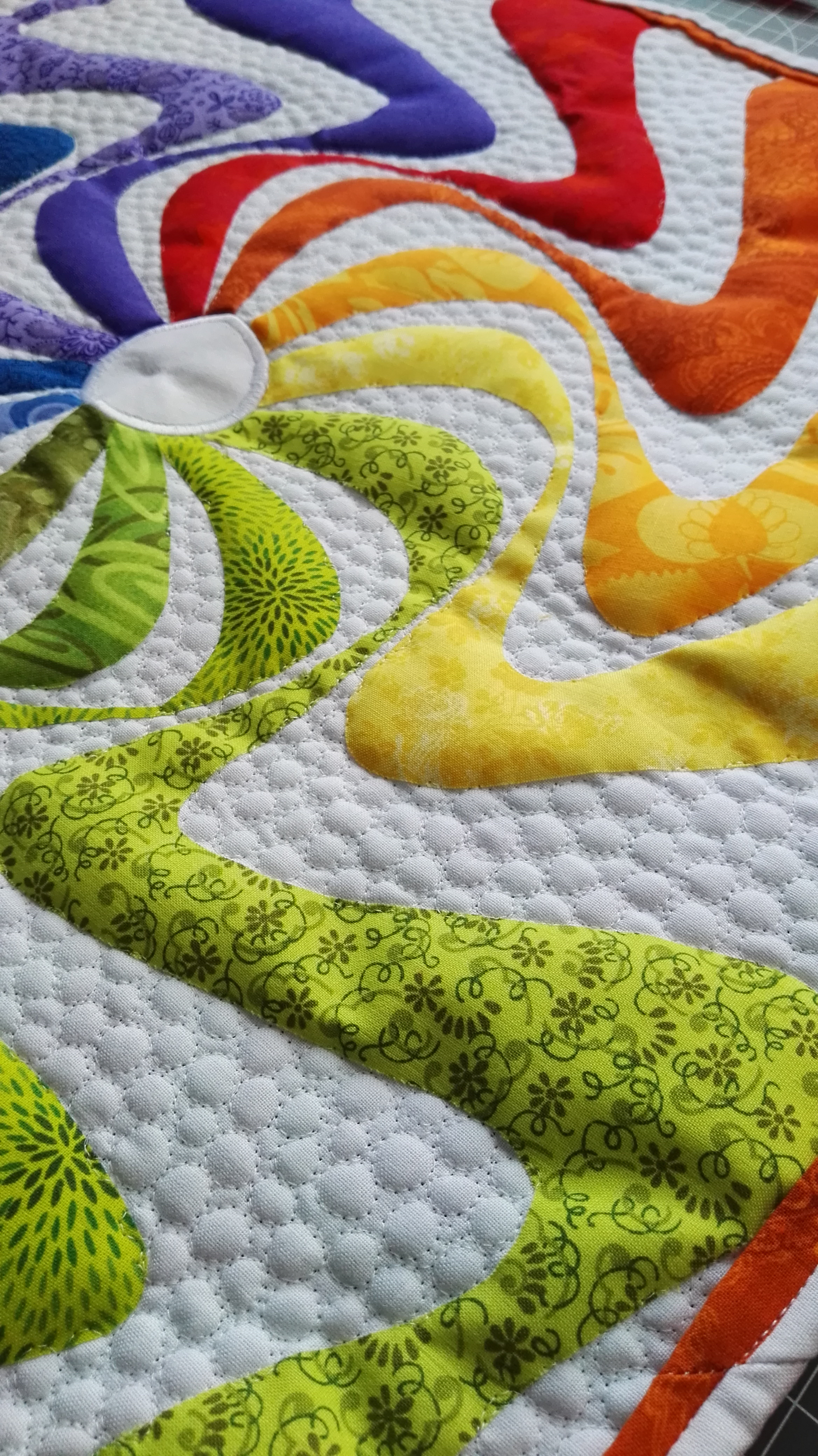 UKQU Mini Stitching Detail
