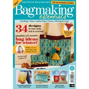 Bag Making Essentials 3 Front Cover
