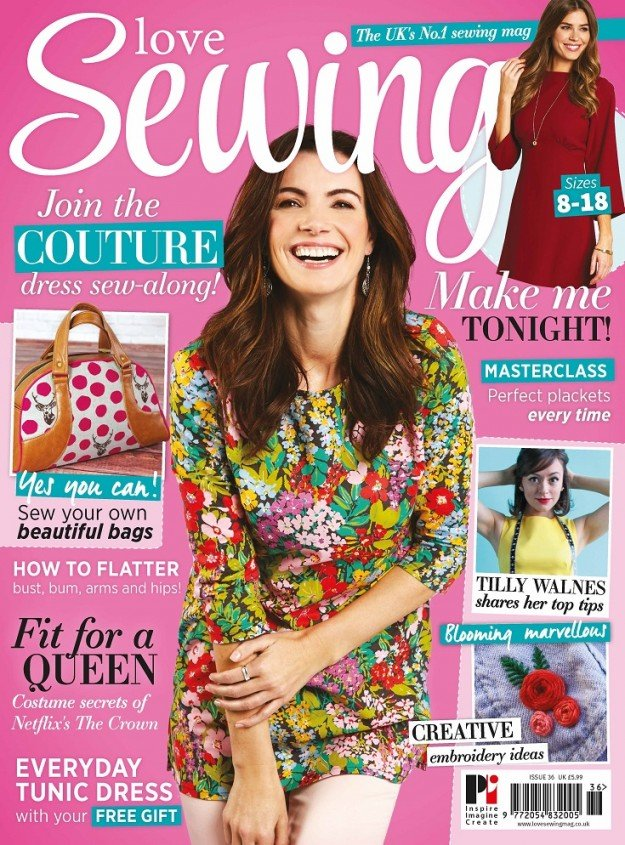 Love Sewing issue 36