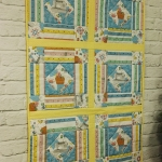 Quilt As You Go for the Sewing Quarter Oct 11th 2017