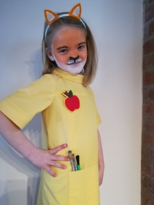 Fantastic Mrs Fox School Photo dress