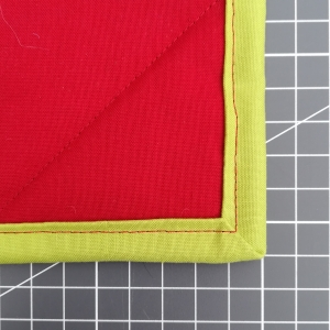 Binding seen from the wrong side