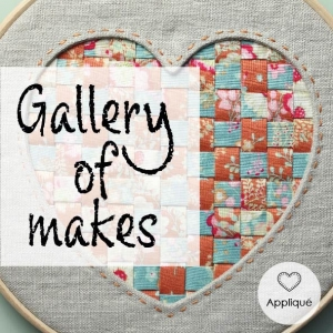 Reverse Applique Gallery of Makes
