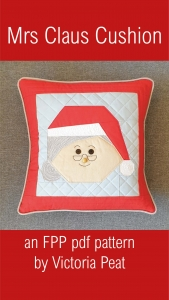 Mrs Claus FPP Pattern