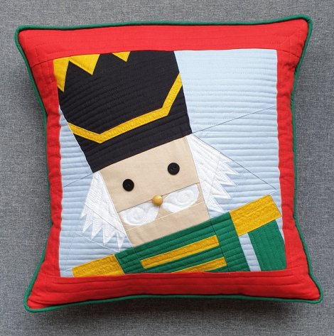 Nutcracker FPP Cushion