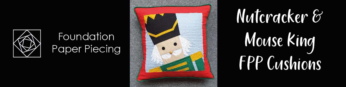 Nutcracker and Mouse King FPP Cushions