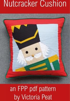 Nutcracker Cushion FPP Cushion Pattern
