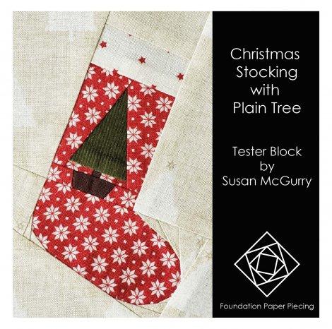 Christmas Stocking FPP by Susan McGurry