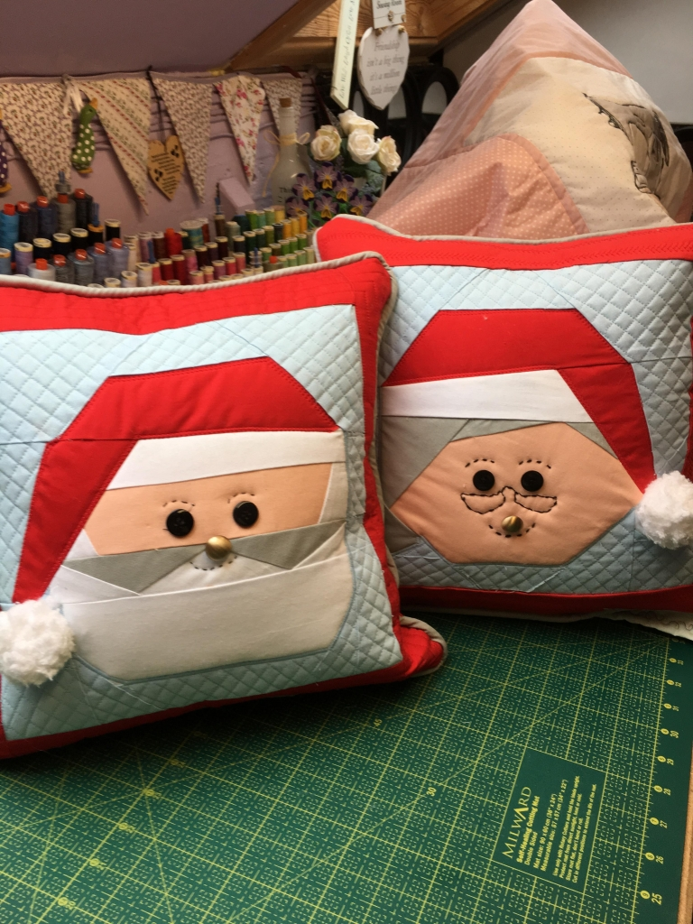 Amanda Smith Santa and Mrs Claus FPP