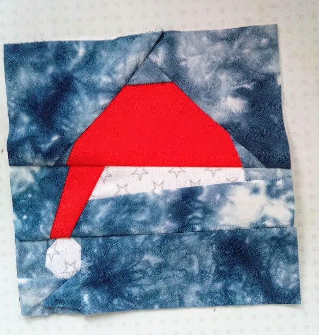 Kathryn Childs FPP Santa Hat