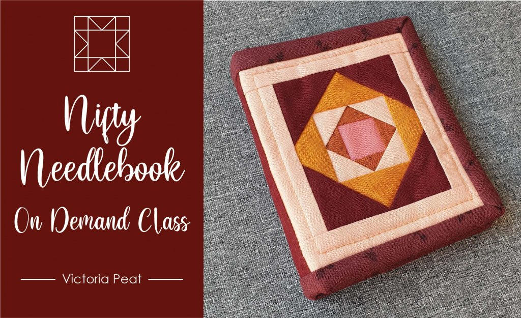 Nifty Needlebook On Demand Class