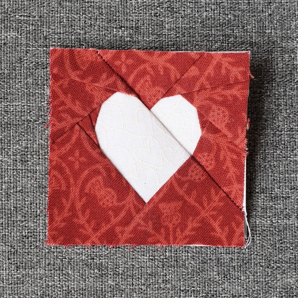 Red Simple FPP Heart