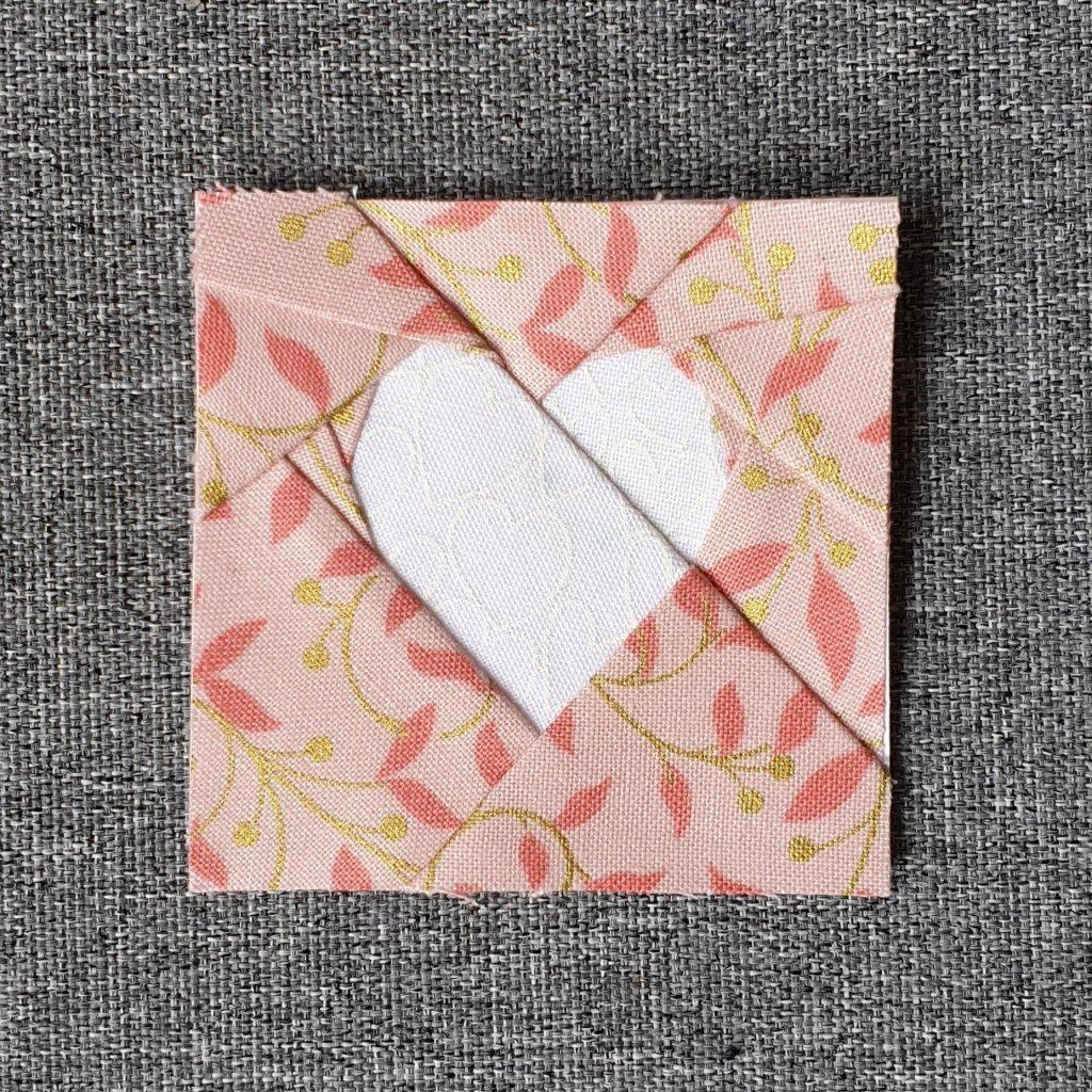 Pink Simple FPP Heart