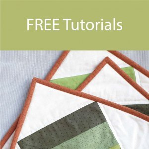 FREE Tutorials from Victoria Peat