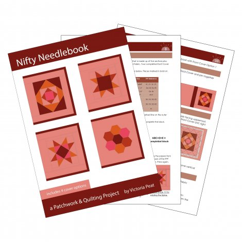 Nifty Needlebook Sample Pages
